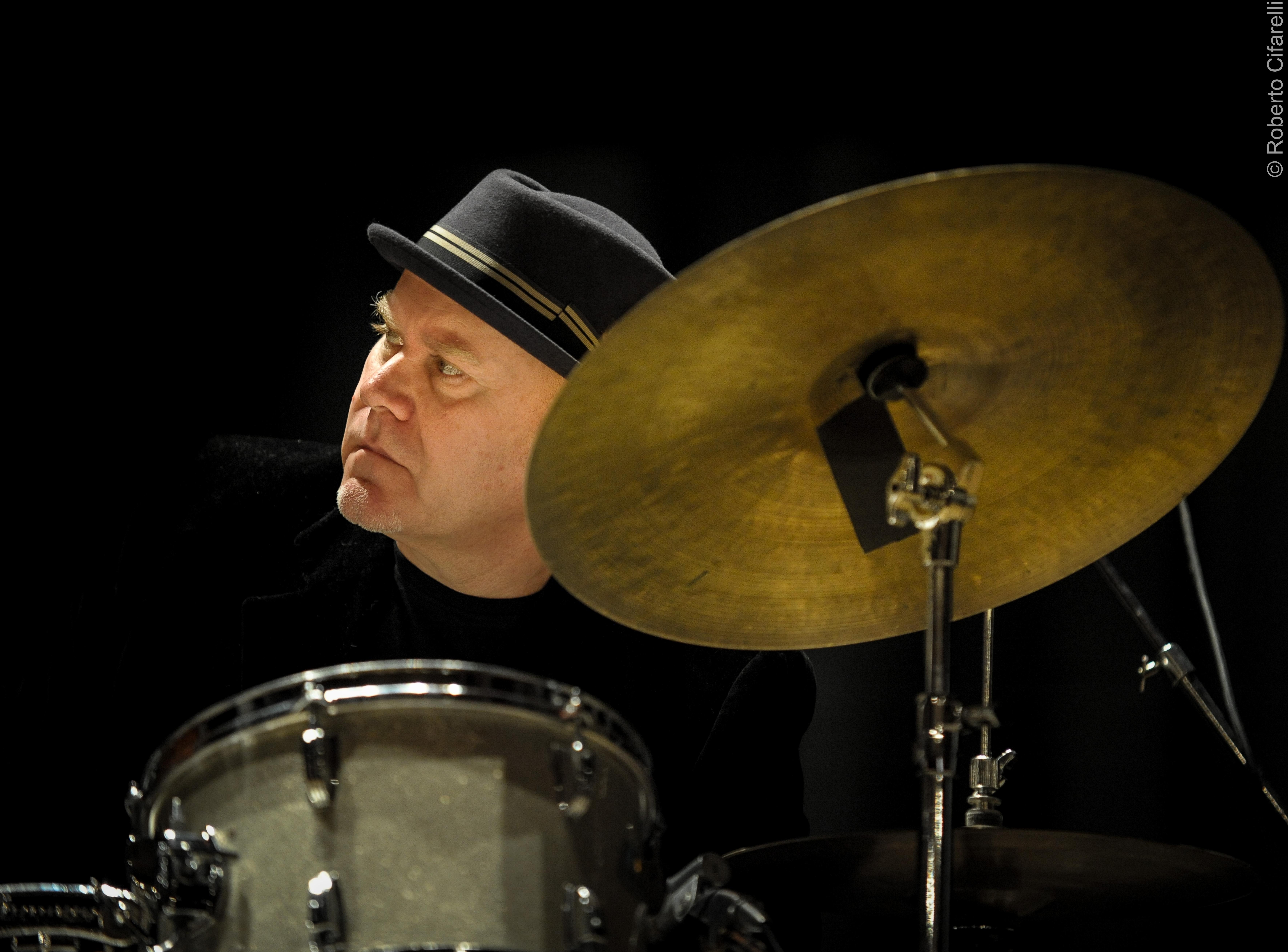 Roberto Gatto a Macerata Jazz 2016