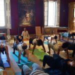 Macerata: Palazzo Buonaccorsi, Yoga Open Day 2016