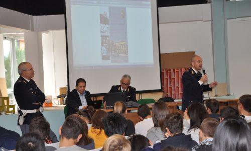 Educazione alla Legalità: la Polizia incontra gli studenti