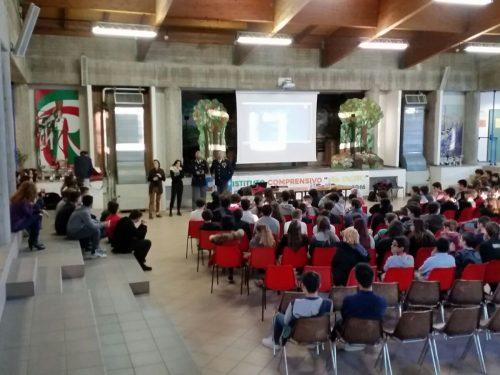 Educazione alla Legalità: proseguono gli incontri con Polizia e Asur