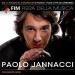 Paolo Jannacci al FIM – Fiera della Musica!