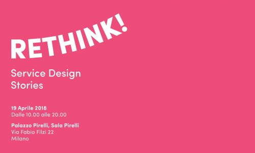 Rethink! Service Design Stories